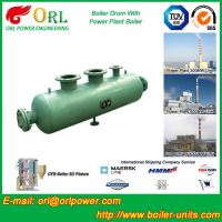 Quality Water Heat Boiler Mud Drum / Boiler Drum Once Through For Power Station wholesale