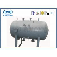 Quality Non Toxic Floor Standing Boiler Steam Drum For CFB Boiler Corrosion Resistance wholesale