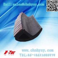 Quality rubber extrusion epdm seal epdm material products epdm foam sealing stirp rubber window gasket wholesale