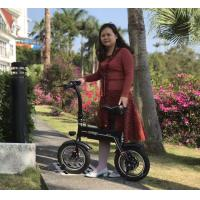 Best Bluetooth Foldable Electric Scooter 12'' Brushless Compact K Shape wholesale