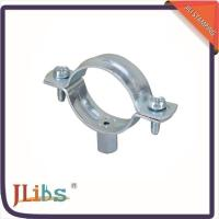 Quality Carben Steel Cast Iron Pipe Clamps Anti Corrosion Environment Friendly wholesale