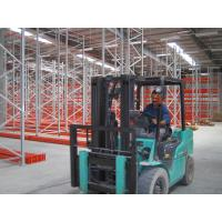 Quality Durable Steel Pallet Warehouse Racking With High Loading 3000kg / layer wholesale