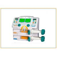 Portable Dual Channel Syringe Pump, One Key Operation Hospital Infusion Pumps