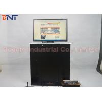 Quality 17 Inch LED / LCD Screen Lift Office Video System with Aluminum Alloy Panel wholesale