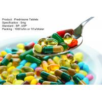 Quality Prednisolone Tablets 5mg , Prednisone Oral Tablet Glucocorticoid Receptor Agonist wholesale