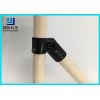 Quality 45 Degree Angled Pipe Connector Flexible Pipe Joint For Diy Pipe Rack HJ-9 wholesale