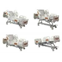 Quality Five Function Medical Electric Hospital Bed With Central Braking System wholesale