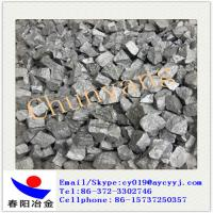 Calcium Silicon Ferro Alloy for Steelmaking / CaSiFe Alloy Manufacturer export to India