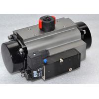 Quality Double Acting Aluminum Alloy Pneumatic Rotary Actuator With High Cycle Life wholesale