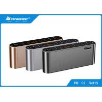 Metal Loudest Portable Bluetooth Speaker Lightweight With 2200mAH Battery