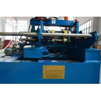 Best Galvanized Steel / Black Steel Cable Tray Making Machine GCr15 Roller Quench wholesale