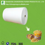 Best PE coated board for paper popcorn barrel wholesale