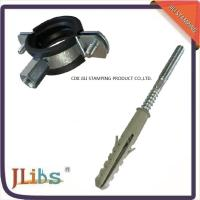 Quality High Pressure Clamps For Pipes Spring Toggle Bolts Cast Iron Industrial Pipe Clamps wholesale