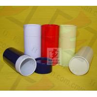 Quality Coffee Cardboard Food Containers , Round Tube Packaging For Food wholesale