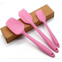 Heat resistant silicone baking bakeware Kitchenware Utensils Spatula Set