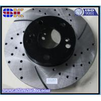 Best drilled and slotted car brake rotor disc wholesale