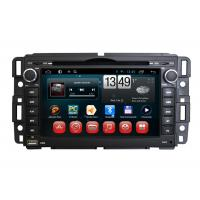 Touch Screen Android 4.2 car navigation entertainment system DDR3 1GB DVD Player IGO navitel Sygic