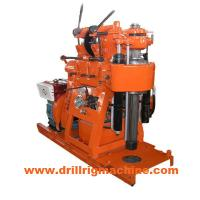 Hydraulic Drilling Rig For Grout / Blast / Water Well Water Conservancy GD-180