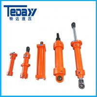 Standard Hydraulic Cylinder with Buffer Installation From China Supplier