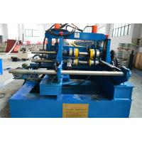 Buy cheap 100-600mm Width Cable Tray Cold Roll Forming Machine With Punching Press Machine from wholesalers