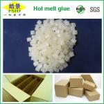 Best White Granule Hot Melt Adhesive Glue For Carton Box Packaging Sealing wholesale