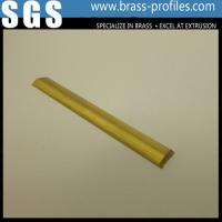 Radial Extruded Brass Bar / Curved Copper Rod Manufacturer