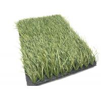 Low Friction Fastness Fifa Artificial Turf PE Mono - Filament Fire Resistant