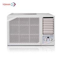 Quality TOSHIBA Efficiency Electrical Window Inverter Air Conditioner 50Hz Remote Control wholesale