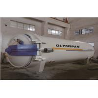 Best Chemical Glass Autoclave for glass lamination processing line,150℃,1.3Mpa,72KW wholesale