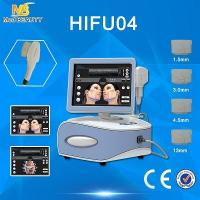 Quality Medical Non - Invasion Ultrasound Face Lift Machine Eye Bags Removal wholesale