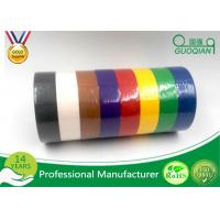 Best Customized Crepe Paper Rainbow Colored Masking Tape For Basic Painting wholesale