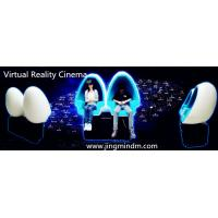 Quality Hot sale Economic virtual reality game simulator ,amusement park items, roller coastle wholesale