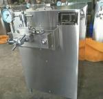 Quality Two Piston High Pressure Homogenizer / Dairy Homogenizer 3000L 2000L 6000L 25Mpa wholesale