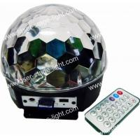 Quality Adjustable Led Effects Lighting Magic Ball with MP3 and SD Card wholesale