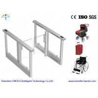 Best Intelligent Security Speed Gate Automatic Systems Turnstiles For Lobby wholesale