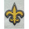 Quality New Orleans Saints NFL Team Logo Iron Sew On Patch wholesale
