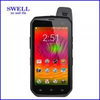 Best 4G LTE IP68 Military Spec Smartphone , Dual Sim Cell Phones with NFC wholesale