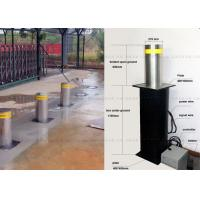 Best Automatic Fold Down Hydraulic Bollards Electric Retractable Security Bollards wholesale