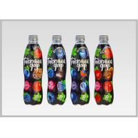 Quality Printed Heat Shrink Bottle Sleeves , Personalized Labels For Water Bottles wholesale