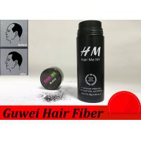 Quality OEM 15 Colors Hair Enhancement Fibers , Hair Thinning Concealer wholesale