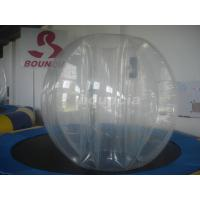 Quality commercial grade clear Kids Inflatable Bumper Ball for party or event wholesale