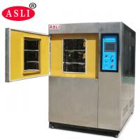 Buy cheap IEC60068-2-78 Laboratory Equipment Thermal Shock Test Chamber Easy to Operate from wholesalers