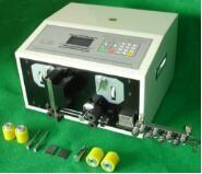 High Speed Double Wire Stripping And Cutting Machine 5000Pcs - 15000Pcs / H