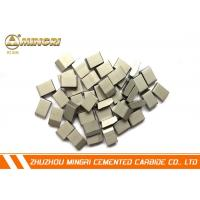 Buy cheap Tungsten Carbide Saw tooth for Circular Blade cutting hardwood and wearable nail from wholesalers