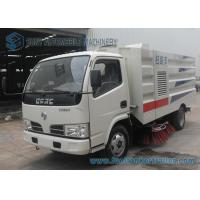 Buy cheap 4x2 Dongfeng Sanitation Truck , 5000L 2000KG Street Cleaner Truck from wholesalers
