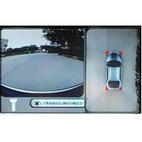 Best Wide Angle Car Reverse Camera System With Night Vision 580TVL wholesale