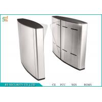 Best Anti-collision Flap Barrier Gate Club Hotel Turnstile Security Gate System wholesale