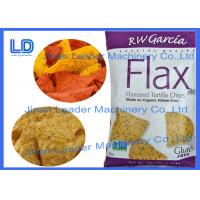 Quality Flaxseed Tortilla chips process line wholesale