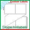 Quality Custom Thermal Label 102mmX150mm/1 Plain D/Therm F/Fold Perm, 3,000 per box wholesale