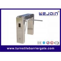 Best Full-automatic Half Height Tripod Turnstiles with 304 Stainless Steel Housing wholesale